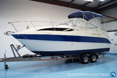 Bayliner 245 w/Mercruiser 5.0L 220HP, Bow Thruster & Trailer
