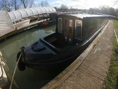 2010 Reeves Built 69ft Narrowboat (REDUCED)