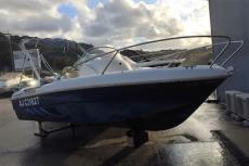 2004 FLYER 550 OPEN