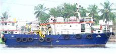 18m Utility Tug Boat