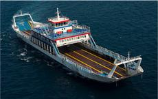 104m Double Ended Ferry