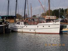 1927 Taylor Bates  Gentlemens Yacht for restoration