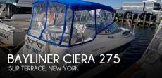 2007 Bayliner CIERA 275