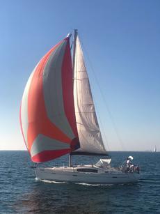 Beneteau Oceanis 40, Owners version