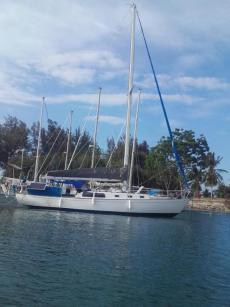 Segelyacht California 40