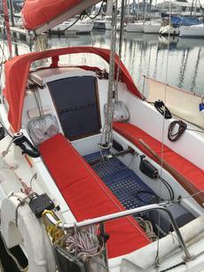 Sailboat/Yacht Jaguar