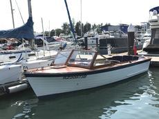 1966 Lyman 25 Cruisette