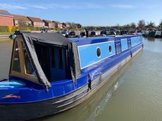 58ft Trad Stern Kennet Hare