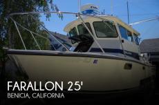 1992 Farallon Whaleback 25