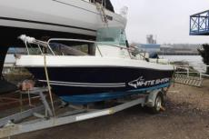 2002 WHITE SHARK 175