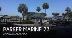 2001 Parker Marine 2300 CC