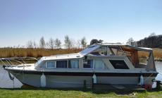 Freeman 24 motor boat