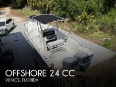 1994 Offshore 24 CC