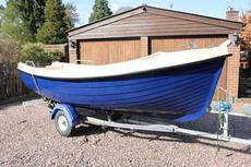 Ranger Motor Boat.