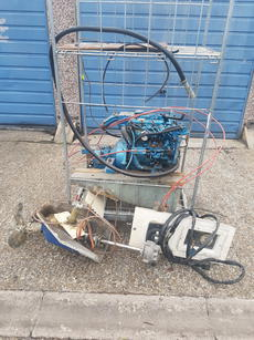 Nanni Diesel 14 hp with gearbox and more
