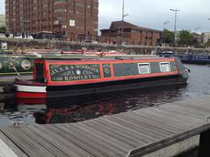1987 40ft Sagar Trad Narrowboat
