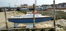Leisure 17 Sailing Yacht