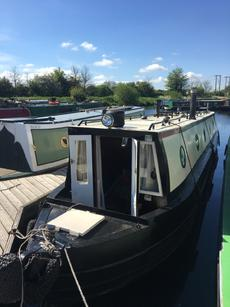Morgana 40ft Narrowboat