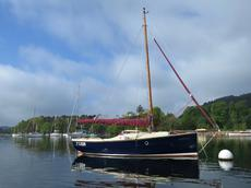 Cornish Shrimper 19' Mark 2