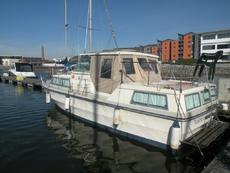 birchwood 33 coastal river canal.ideal live aboard