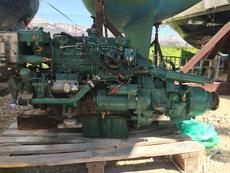 VOLVO Penta MD21A + Borg Warner gearbox
