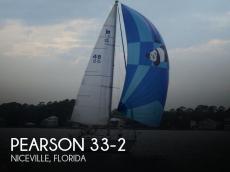 1986 Pearson 33-2