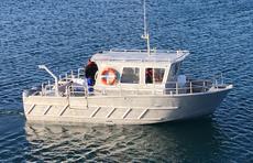 8.5m Aluminium Workboat