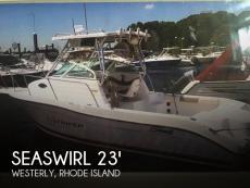 2001 Seaswirl Striper 2300WA