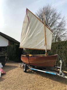 Lake Geneva built classic day boat