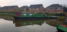 Narrowboat 35ft trad