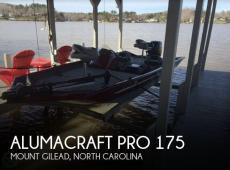2017 Alumacraft PRO 175