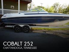1991 Cobalt 252