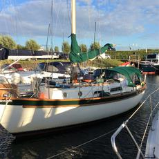 Taling 32, classic sailing yacht
