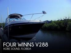 2008 Four Winns V288
