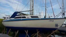 TOMAHAWK  Sloop 7.7 Meters