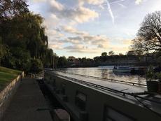 60ft Residential Narrowboat in SW London