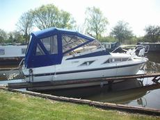 23ft Fairline GRP Cruiser