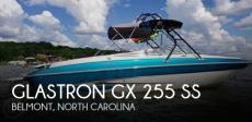 2006 Glastron GX 255 SS