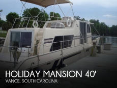 1989 Holiday Mansion Mediterranean Barracuda 40