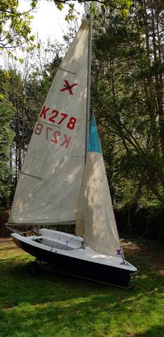 Express Sailing Dinghy
