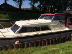 Birchwood 25 Project boat