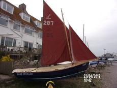 1989 Cornish Crabber Coble