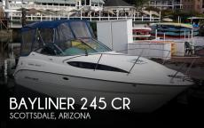 2010 Bayliner 245 CR