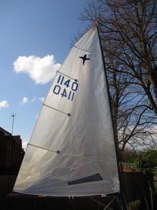 Phantom Radial Sail