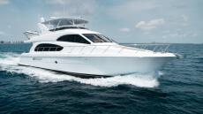 2006 Hatteras 64 Motor Yacht