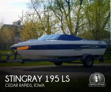 2007 Stingray 195 LS