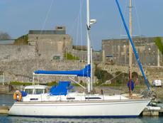 Westerly Oceanquest 35 - Twin Keel
