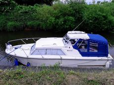 Birchwood 25 Foot River Cruiser