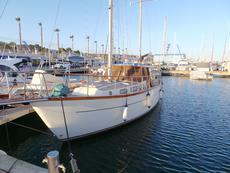 Nauticat 38 Motor Sailor