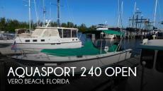 1974 Aquasport 240 Open